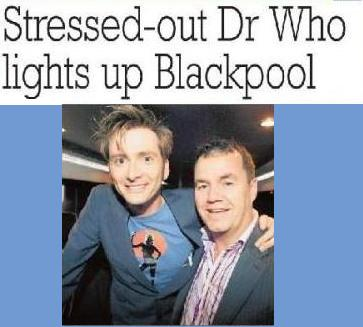 David Tennant Fact Of The Day July 2012