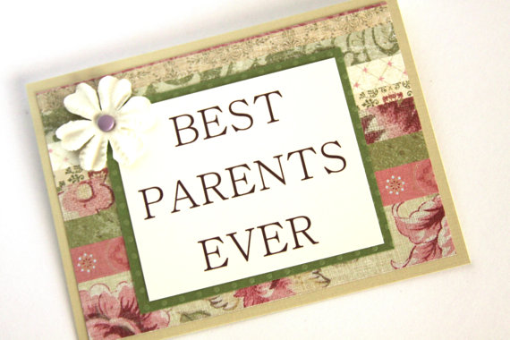 Handmade parents day card design best holiday pictures make your parents feel proud with whatever they have done for you with a meaningful handmade m4hsunfo