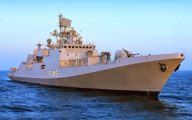 Fregat Talwar Class Rusia Calon Pengganti Fregat Lawas TNI AL