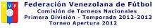 Calendario Apertura 2012