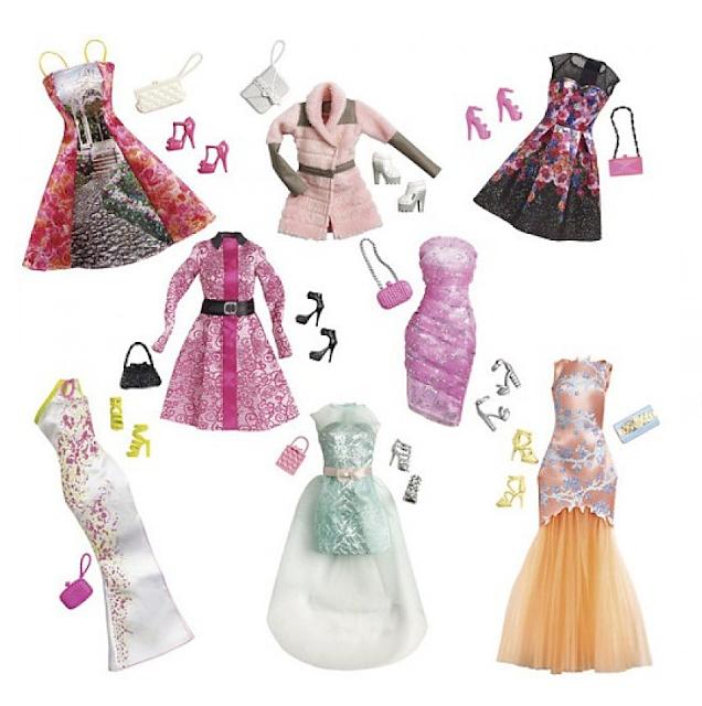 barbie blog: Sets de ropa de Barbie 2015