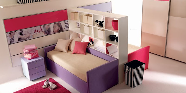 20 гарних ідей дизайну дитячих кімнат
