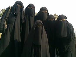 Funny Niqab and Burkha Pictures - Say Cheese