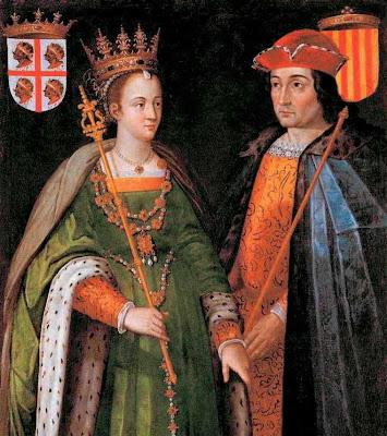 Rainha Petronila de Aragão e o conde de Barcelona Ramão Berenguer