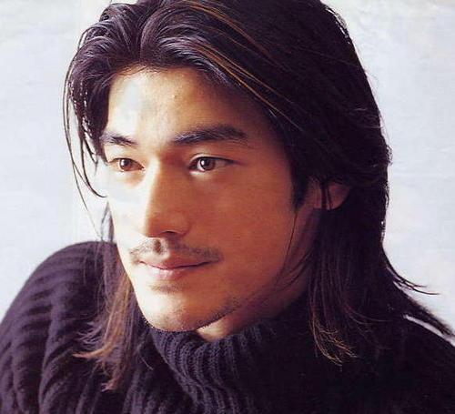 Beautiful Hairy Men Takeshi Kaneshiro