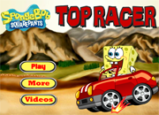 Bob Esponja Top Racer