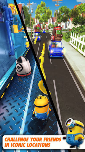 Despicable Me: Minion Rush v1.5.0 for iPhone/iPad