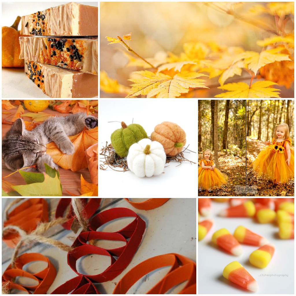 Ideas And Inspiration For Creative Living: Fall Inspiration