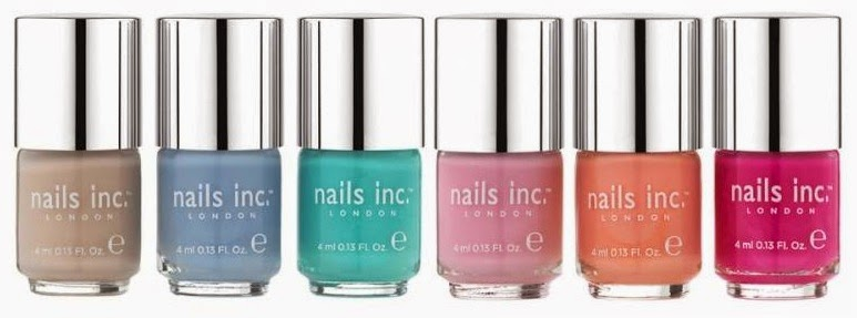 Nails Inc Colección Primavera Verano 2014