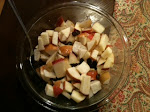 Apple and Pear Salad, Food Day - Dec 11