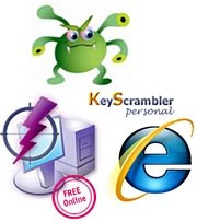 KeyScrambler Personal 2.8.1: Lindungi Users dan password dari spyware