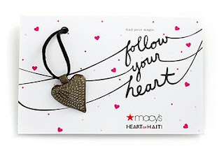 Heart of Haiti giveaway