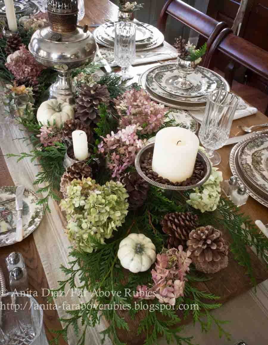 Far Above Rubies Thanksgiving Table Inspiration