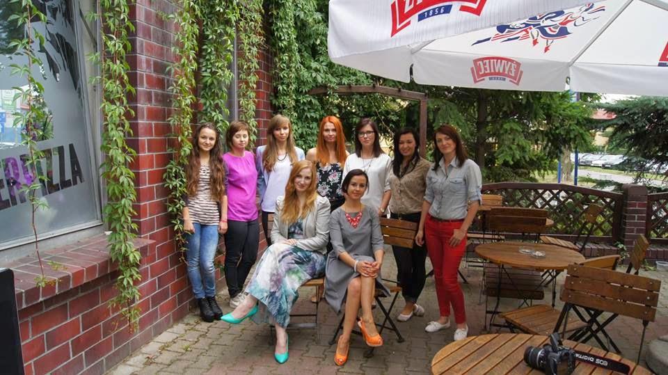 Relacja ze spotkania blogerek w Lubinie 23.08.2014