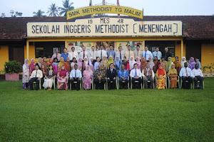 Staf Akademik MES 2011