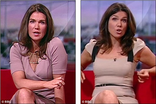 Sexy pictures of susanna reid