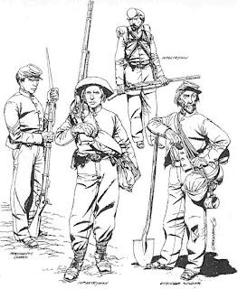 Alaskan Adventures: Civil War Study