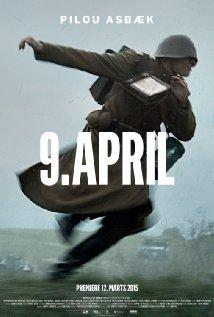 Trận Đan Mạch - April 9th