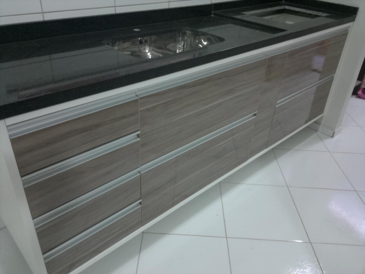 aqui para sinalizar uma imagem inadequada gabinete de pia cozinha #5D686E 1280 960
