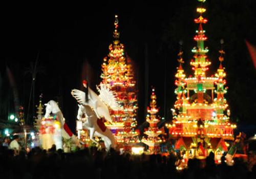 Festival Tabot Bengkulu