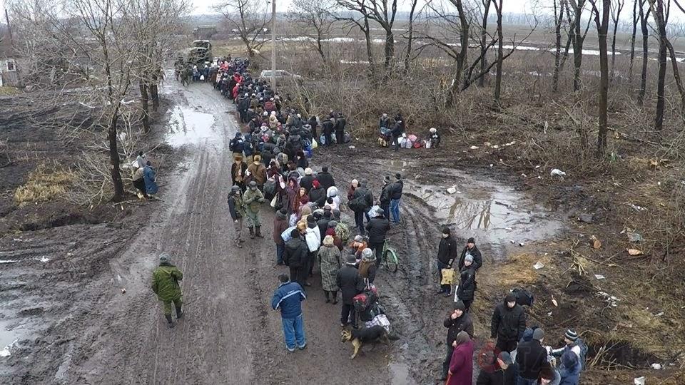 OSCE deve dichiarare una tregua di tre giorni per l'evacuazione da Debaltseve