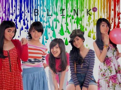 Foto Blink Terbaru - Girlband Indonesia