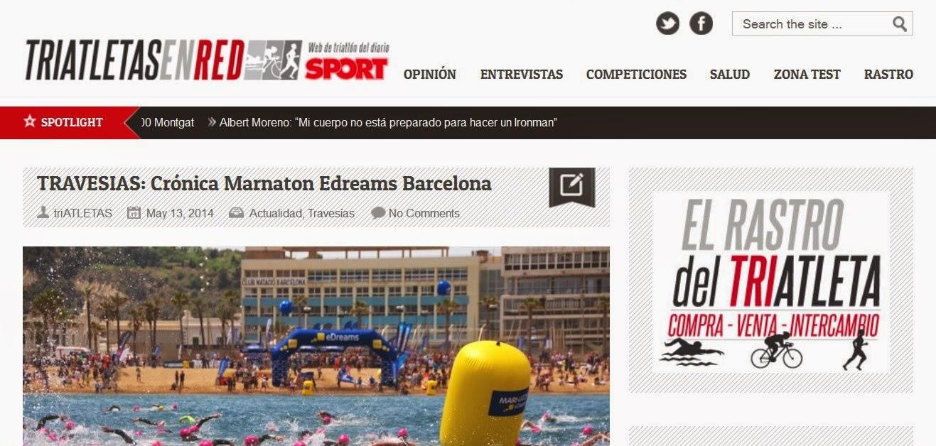 http://triatletasenred.com/actualidad/travesias-cronica-marnaton-edreams-barcelona/