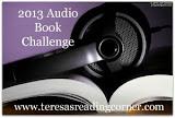 2013 Audiobook Challenge