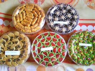 distributor kue kering lebaran murah harga grosir