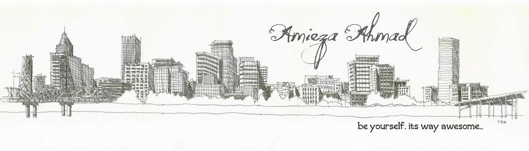 Amieza Ahmad