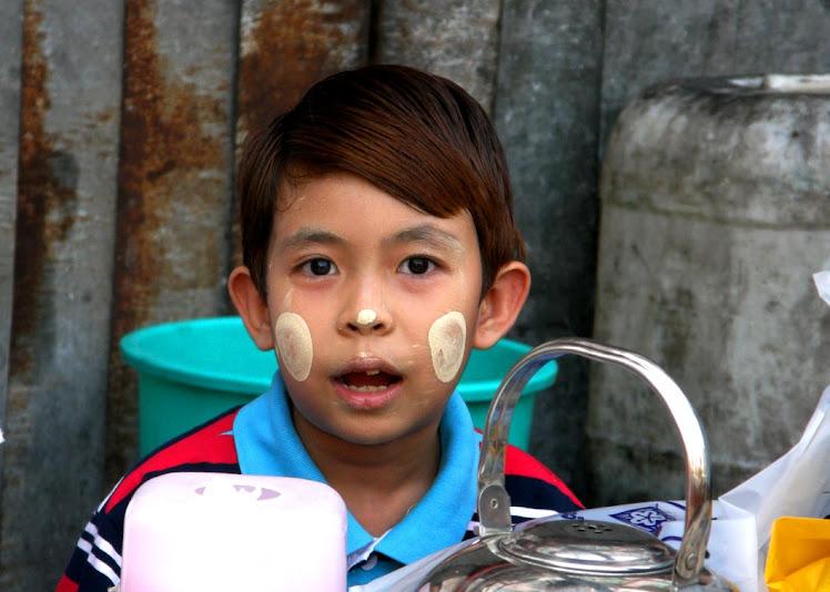 缅甸,叫追逐的脚步太沉重