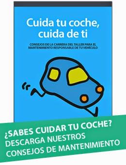 Pon a punto tu coche con nuestros consejos de mantenimiento responsable. Y ante cualquier duda no dejes de consultar a tu mecánico.