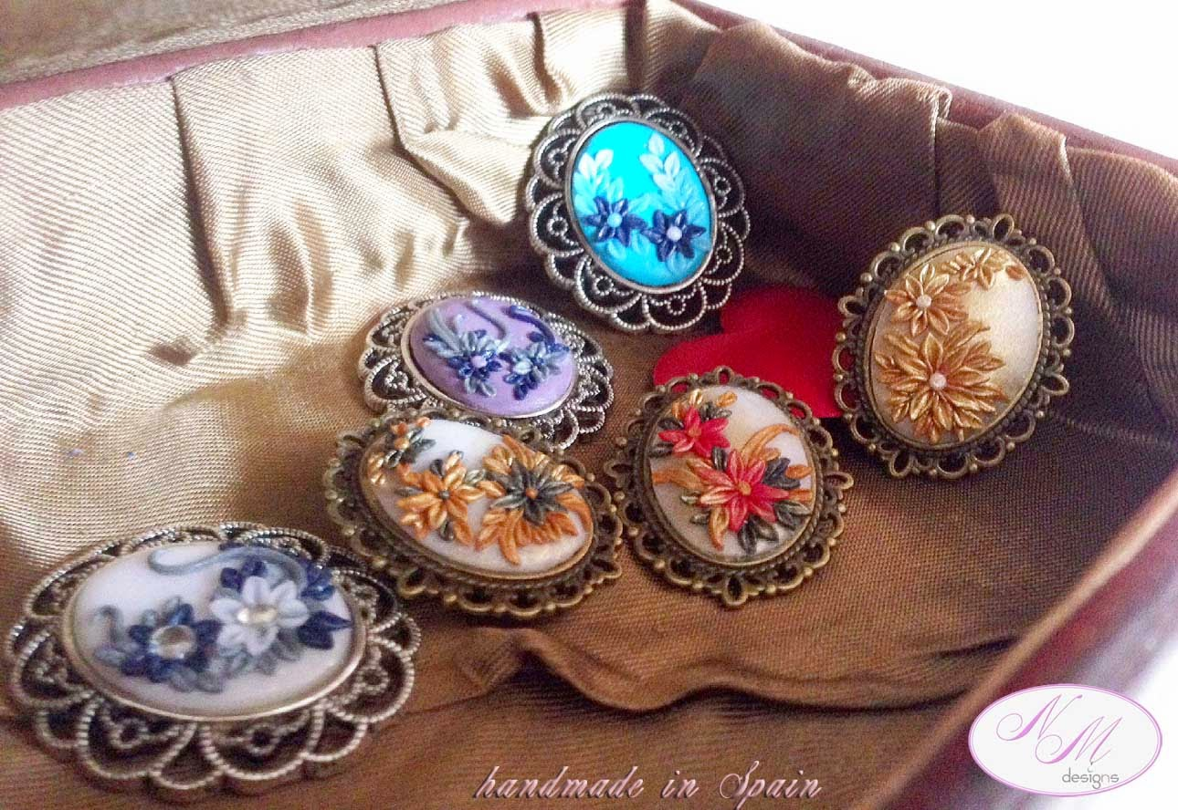 Broches/Brooches NM Designs
