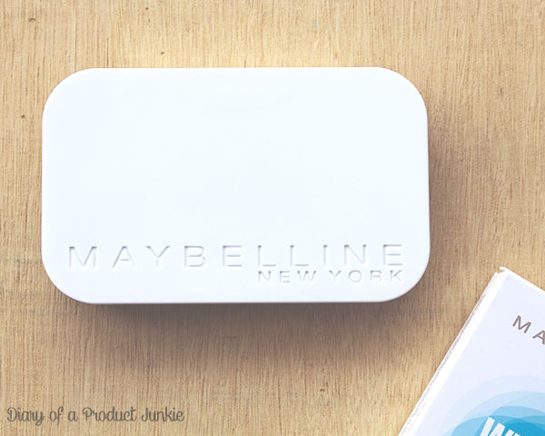 Maybelline White Super Fresh Long Lasting Cake Powder Review Swatch