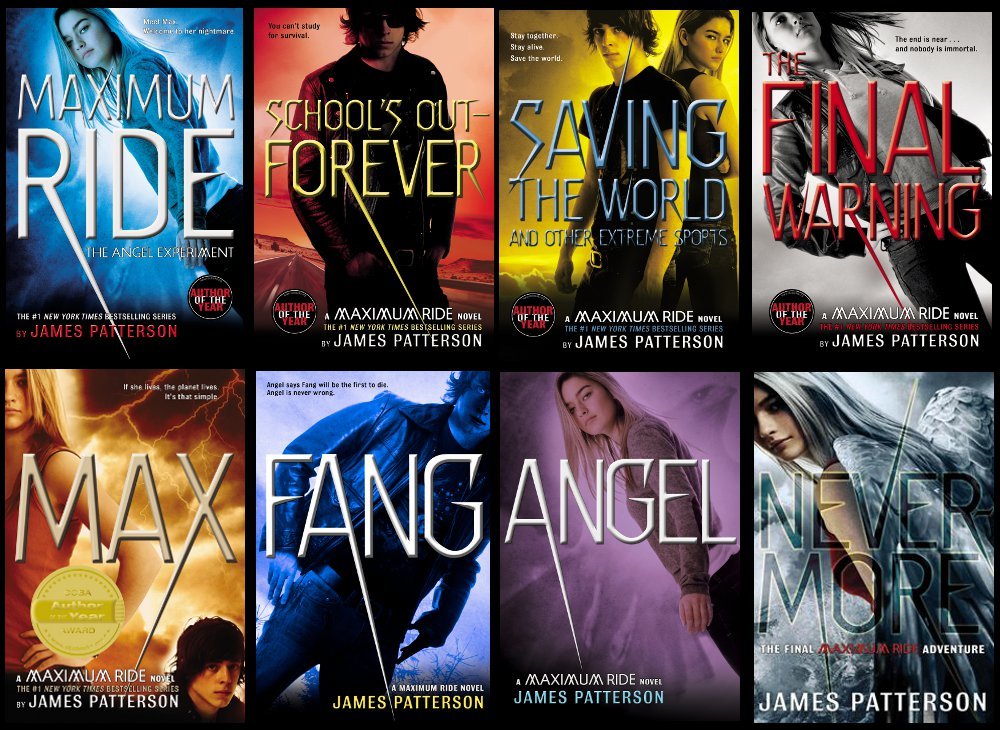Maximum Ride Ser.: The Angel Experiment 1 by James Patterson (2005, Hardcover)