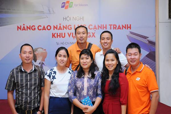 Công ty Viễn Thông FPT Telecom Vùng 7 Có Lãnh Đạo Mới