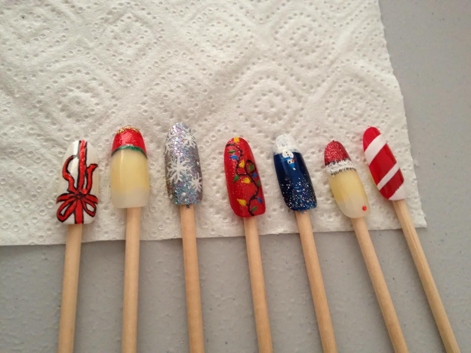 Ateliers nail art Décembre et Janvier10