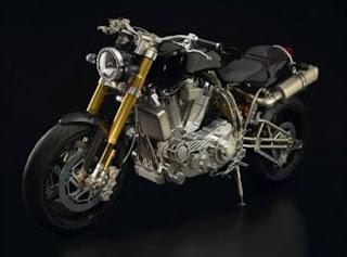Motor Ecosse Titanium Series RR LE