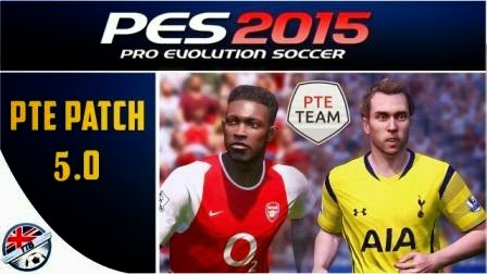 PES 2015 PTE Patch 5.0 AIO Full Winter Transfer Terbaru