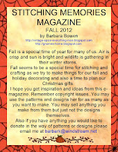 Stitching Memories Magazine Fall 2012