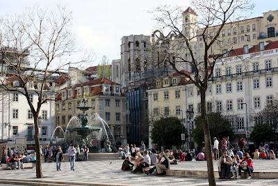 caminar por Lisboa
