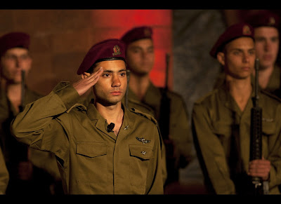 Yom HaShoah ceremonies