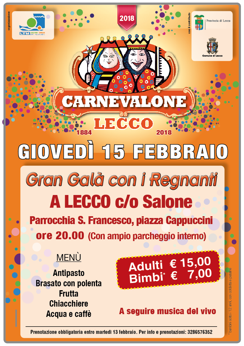 Carnevalone 2018