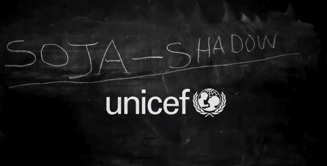SOJA kolaborai dengan UNICEF lagu Shadow