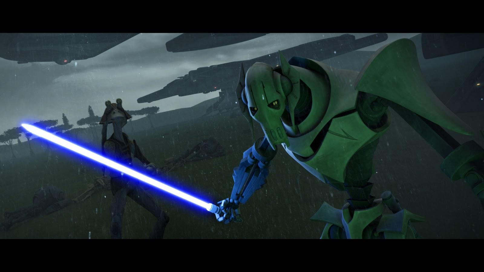 Fruitless Pursuits Clone Wars Recap S4 E04 Shadow Warrior