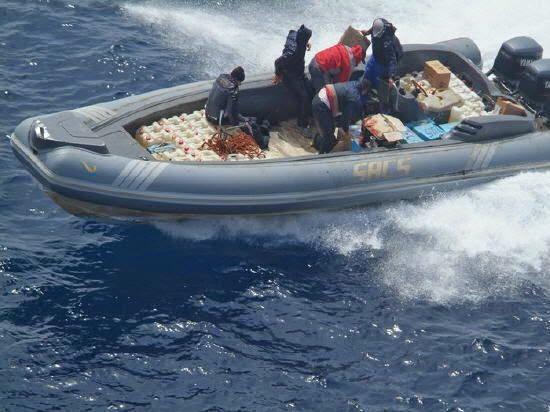 تم احباط عملية تهريب للمخدرات بمدينة أصيلة