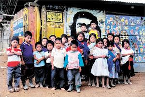Escuela zapatista