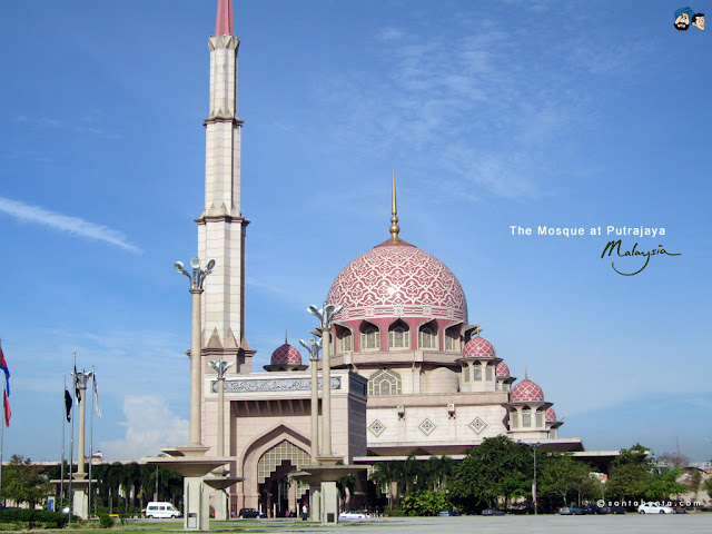 Latest Malaysia Mosque Wallpapers