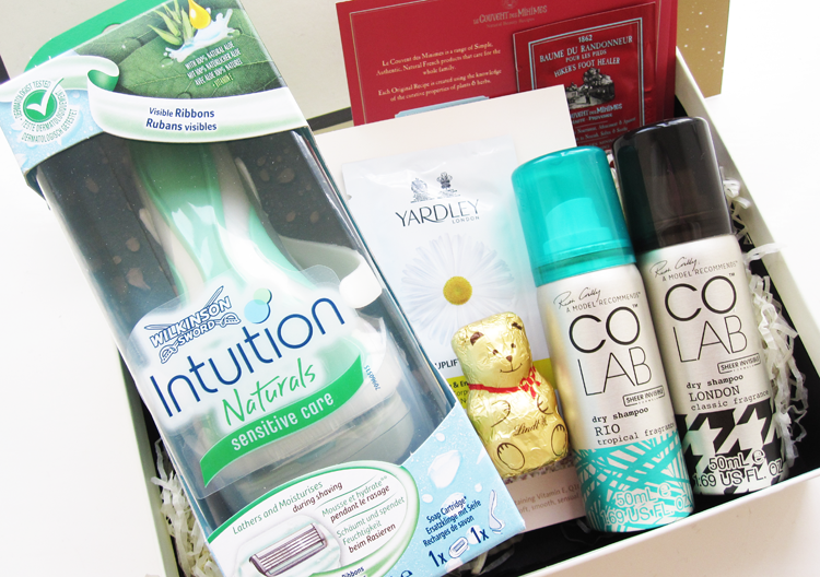 You Beauty Discovery Box - December 2014 review