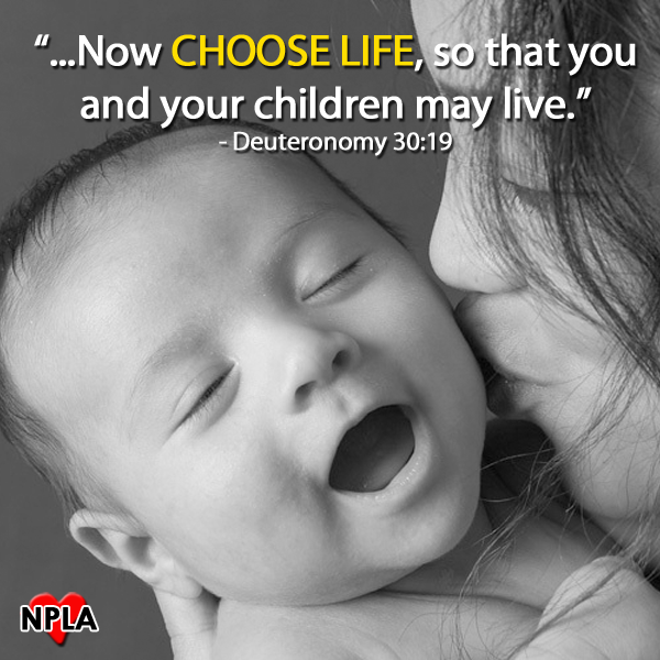 We choose life...